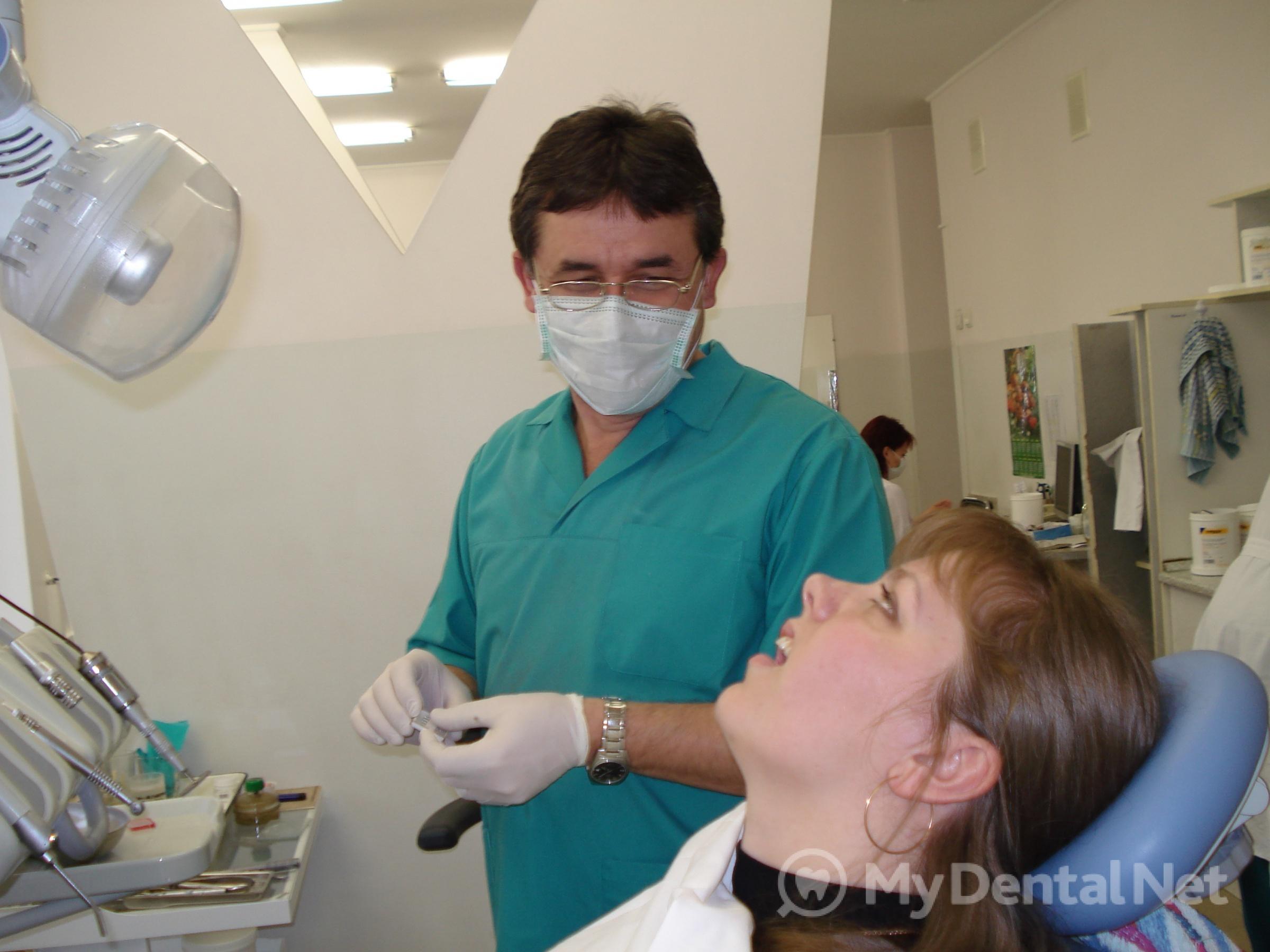 Лазерное отбеливание зубов в харькове