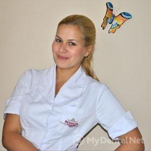 Chalova Maria Kirillovna
